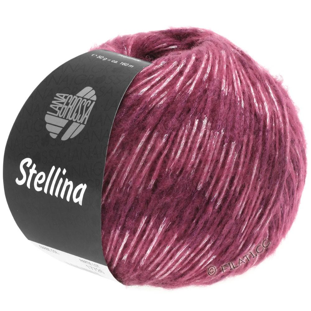 Lana Grossa STELLINA   04-violet rouge/rose