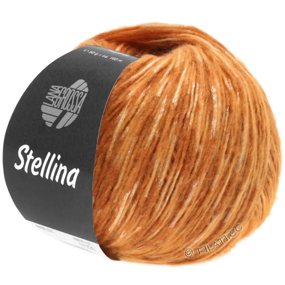 Lana Grossa STELLINA   17-cognac/orange