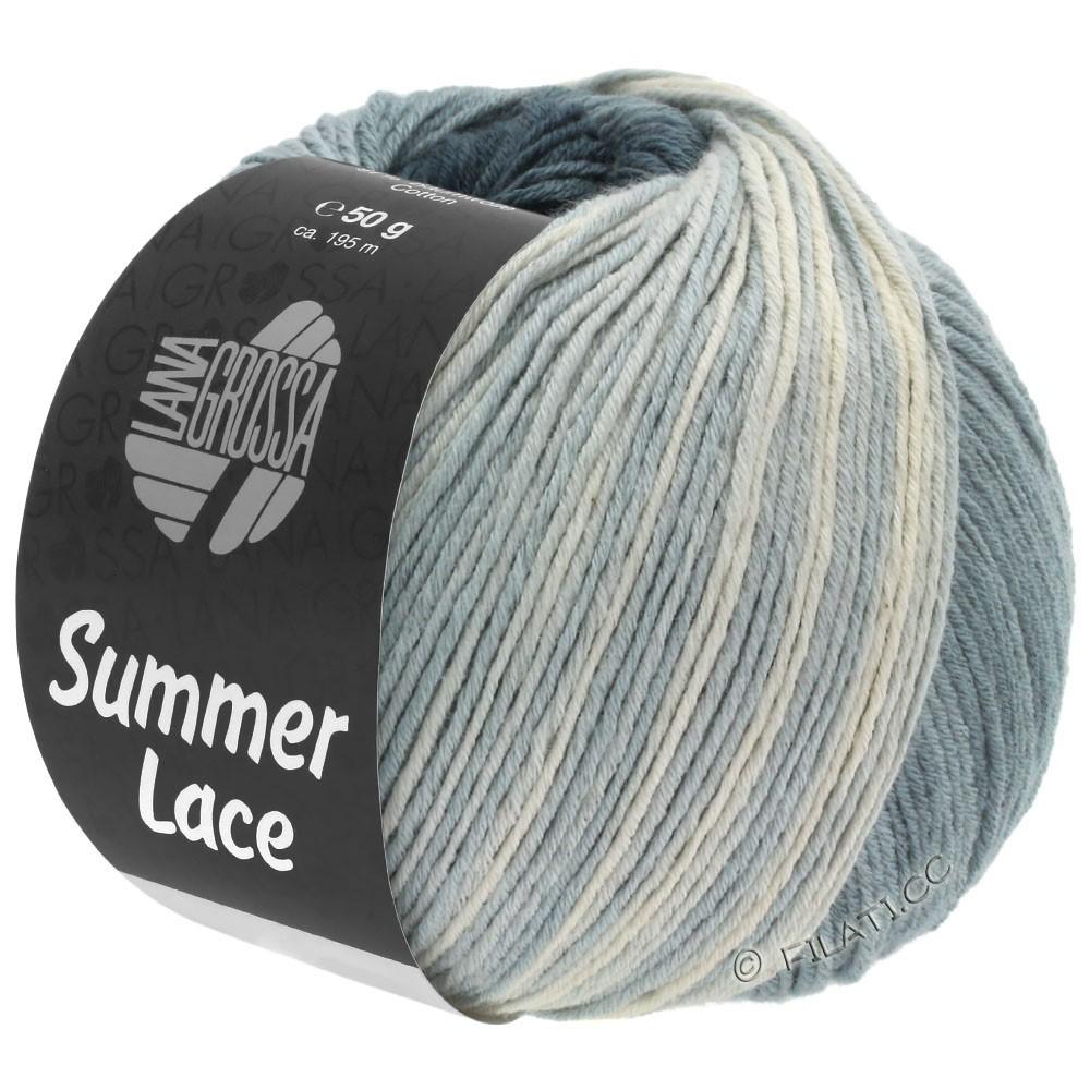 Lana Grossa SUMMER LACE DEGRADÉ | 110-nature/gris/anthracite