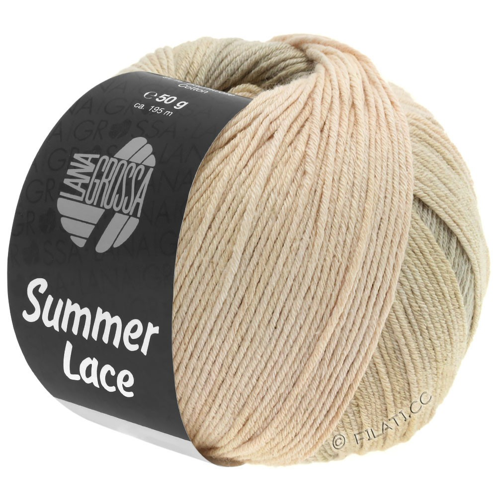 Lana Grossa SUMMER LACE DEGRADÉ | 112-beige/sable/taupe