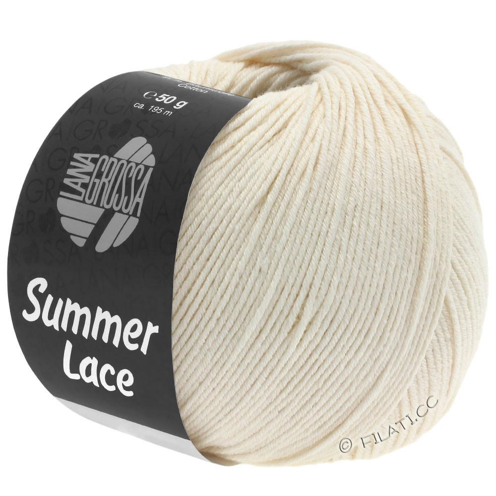 Lana Grossa SUMMER LACE | 02-crème