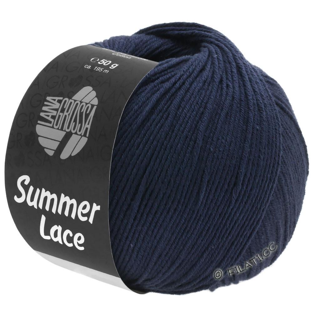 Lana Grossa SUMMER LACE | 15-bleu nuit
