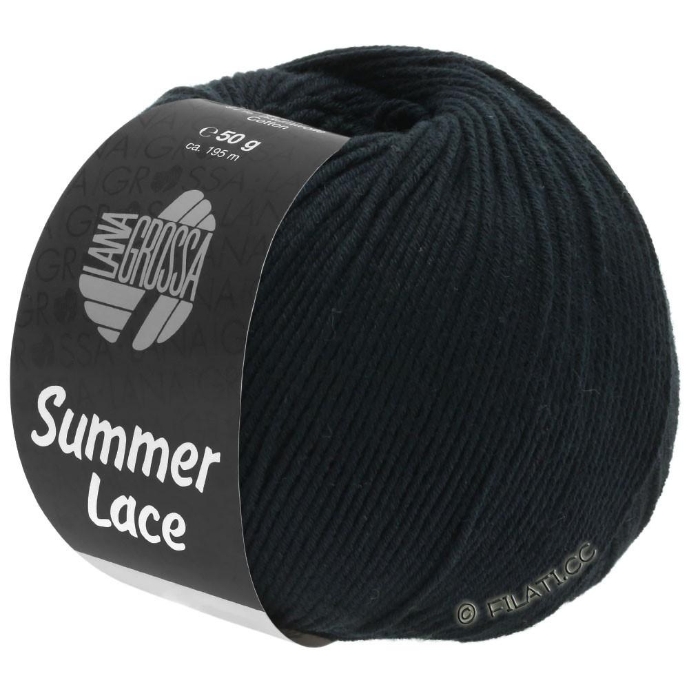 Lana Grossa SUMMER LACE | 16-noir