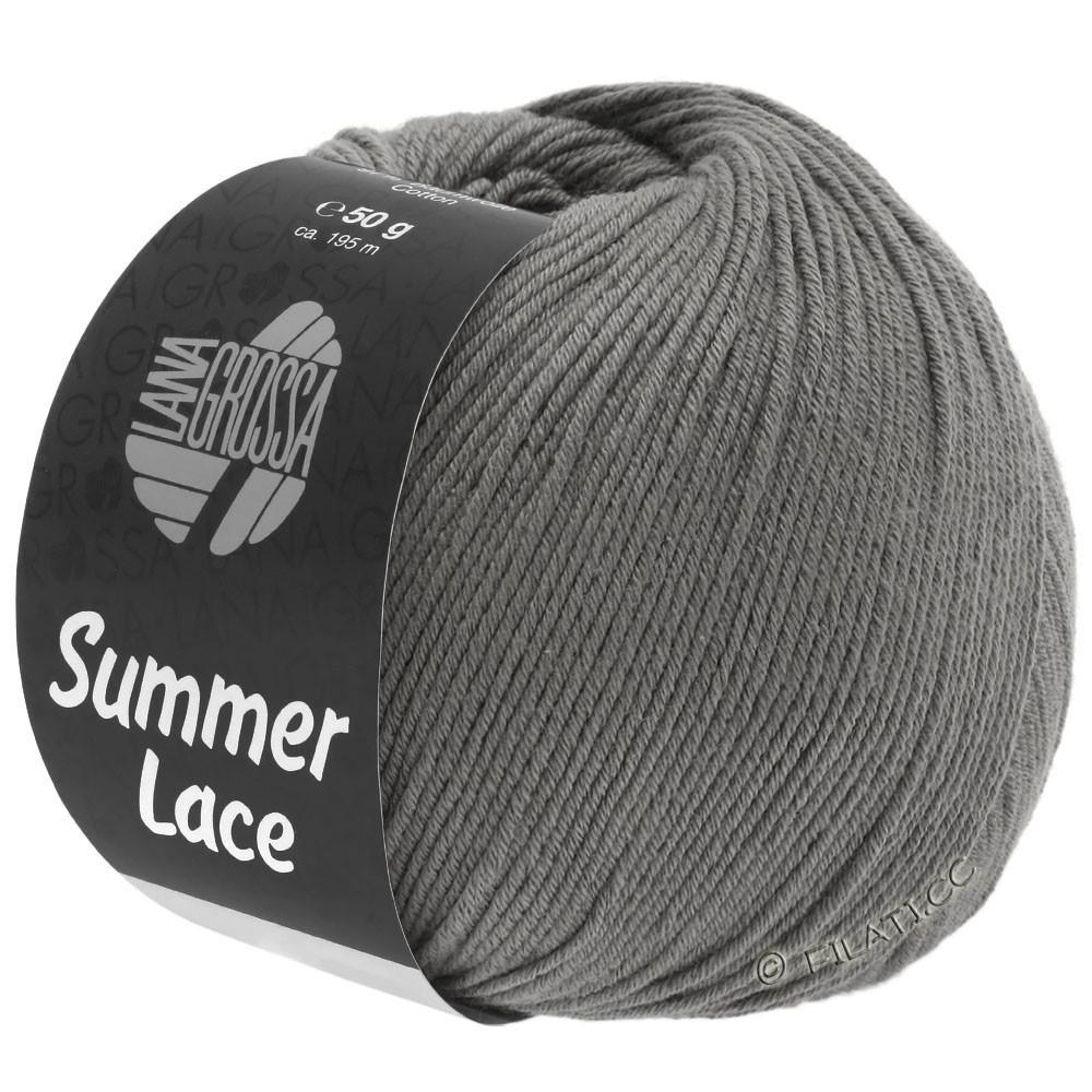 Lana Grossa SUMMER LACE | 19-gris foncé