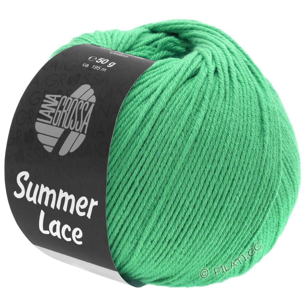 Lana Grossa SUMMER LACE | 22-émeraude