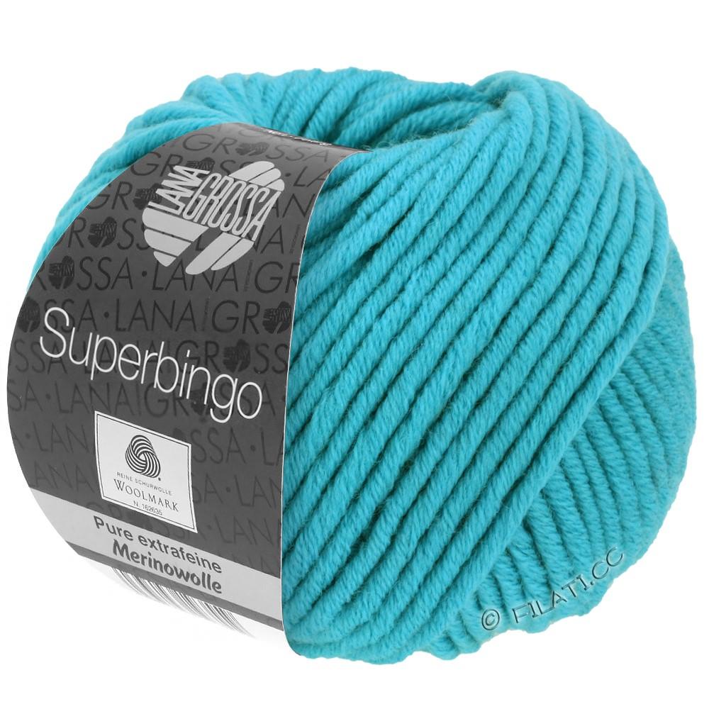 Lana Grossa SUPERBINGO | 002-turquoise