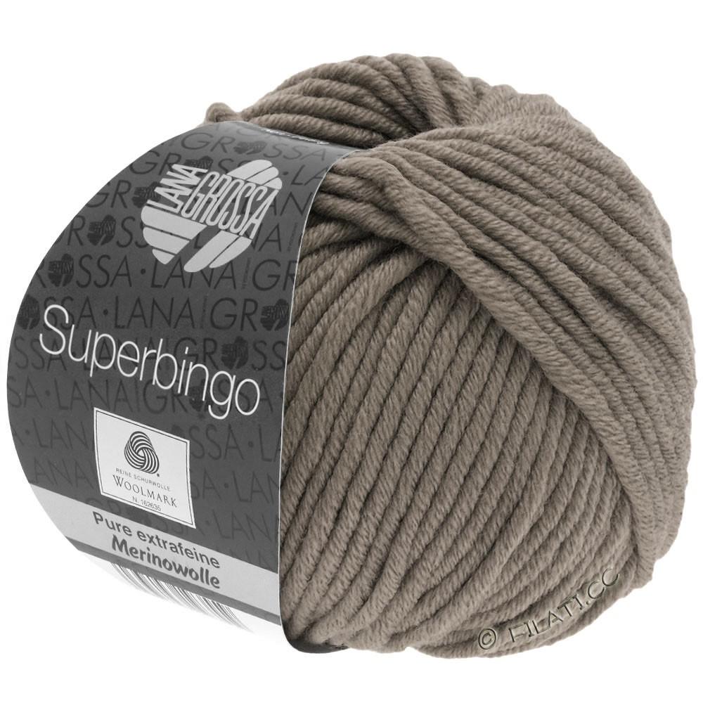 Lana Grossa SUPERBINGO | 004-brun gris
