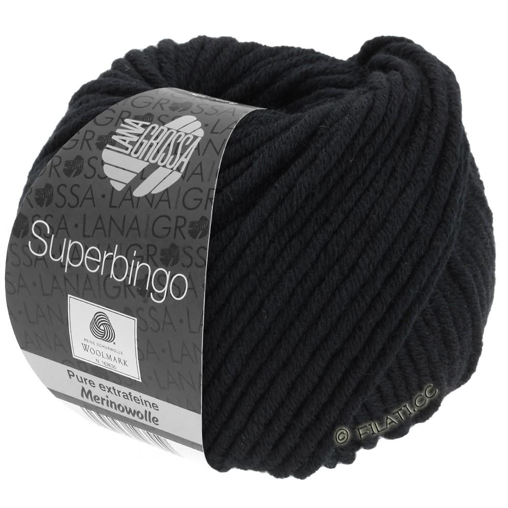 Lana Grossa SUPERBINGO | 008-noir