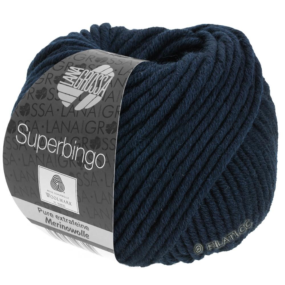 Lana Grossa SUPERBINGO | 011-bleu nuit