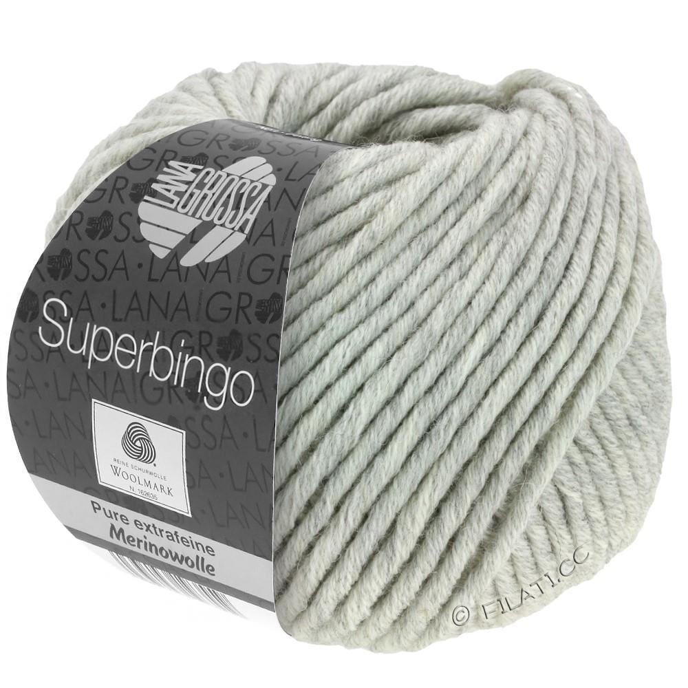 Lana Grossa SUPERBINGO | 014-gris clair chiné