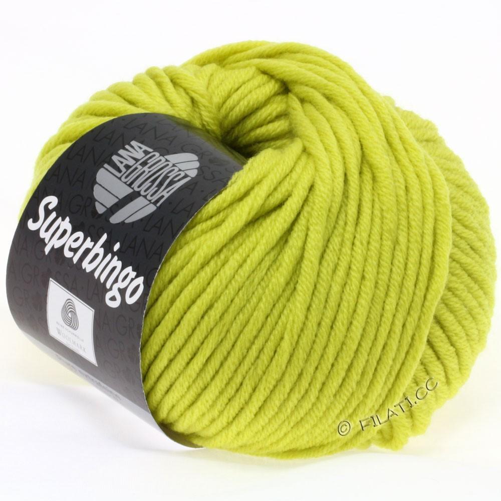 Lana Grossa SUPERBINGO | 030-vert jaune