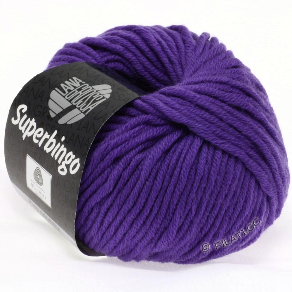Lana Grossa SUPERBINGO | 031-violet bleu