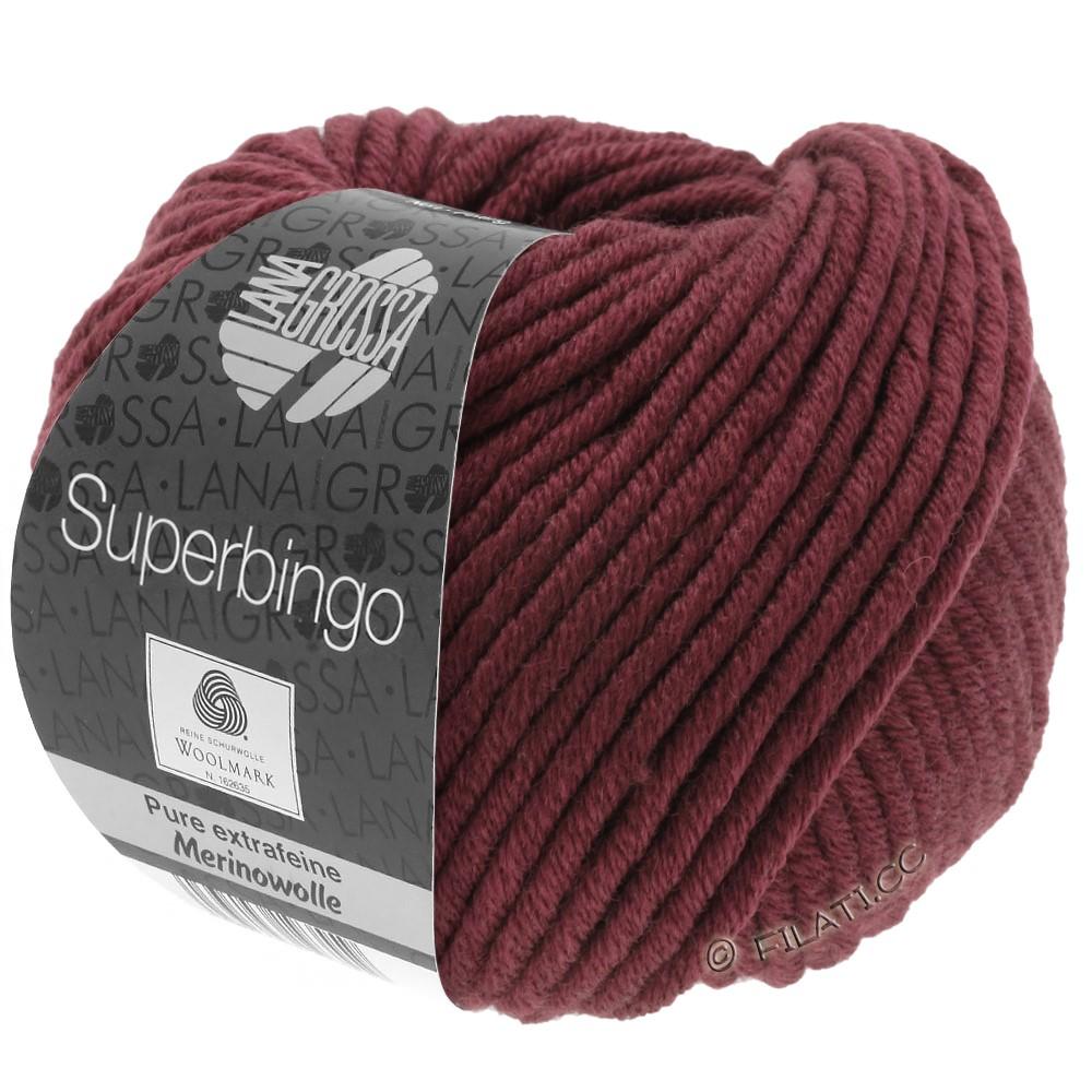 Lana Grossa SUPERBINGO | 038-bourgogne
