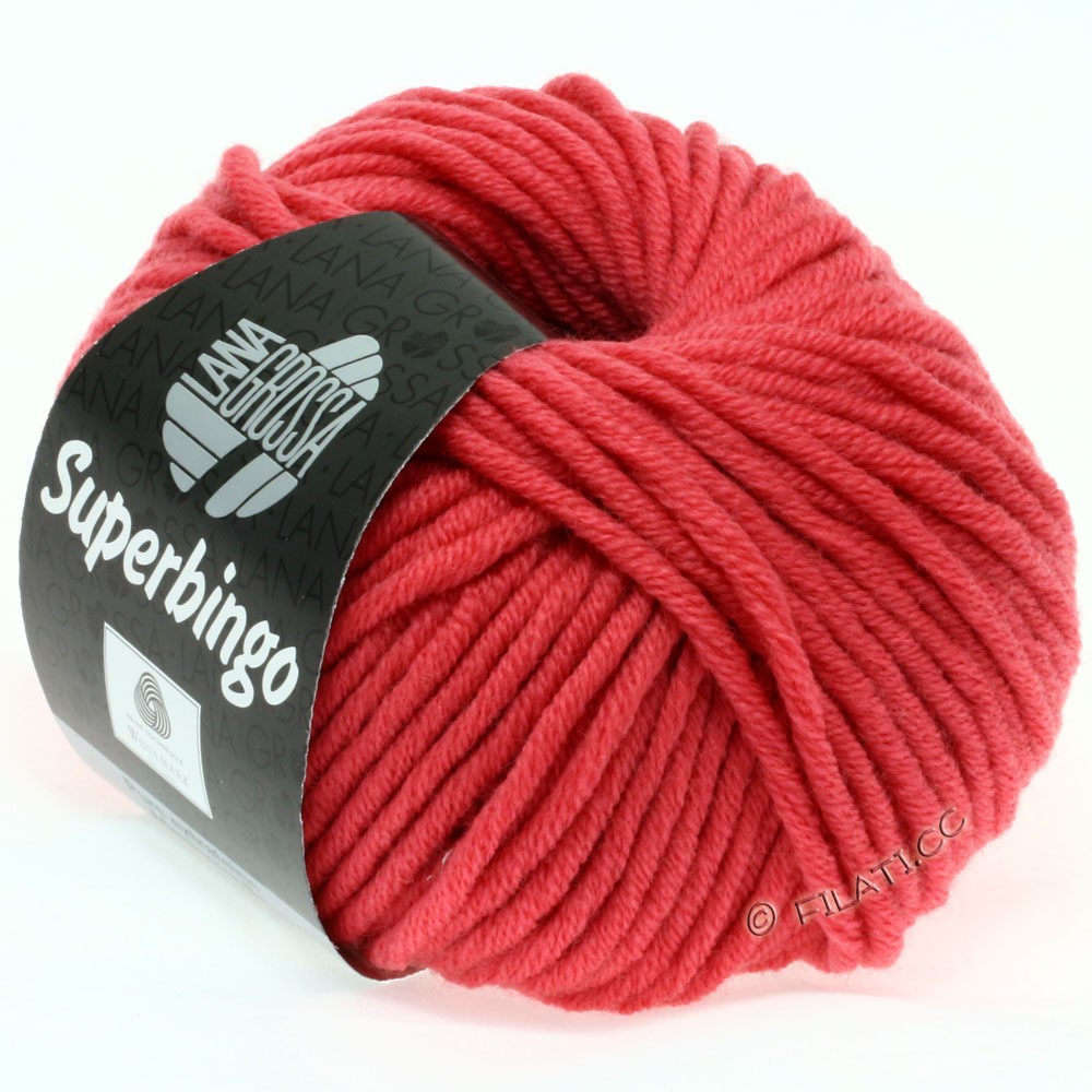 Lana Grossa SUPERBINGO | 046-rouge clair