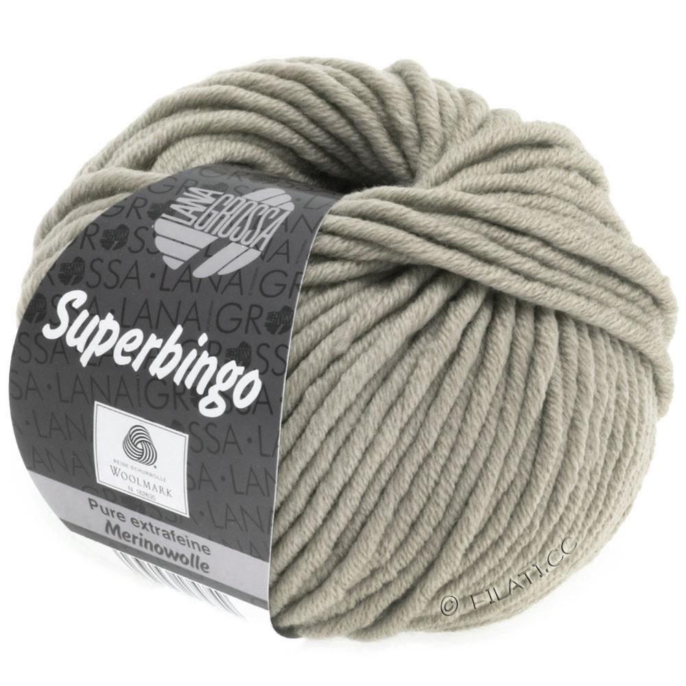 Lana Grossa SUPERBINGO | 053-gris nacré