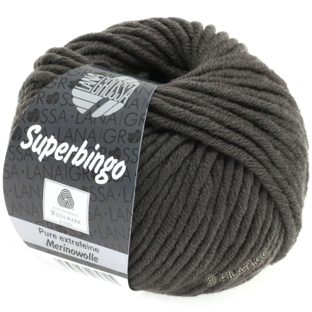 Lana Grossa SUPERBINGO | 054-brun sépia