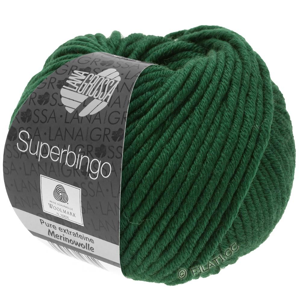 Lana Grossa SUPERBINGO | 057-vert bouteille