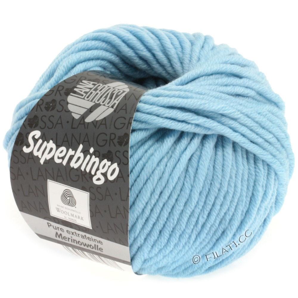 Lana Grossa SUPERBINGO | 059-bleu clair