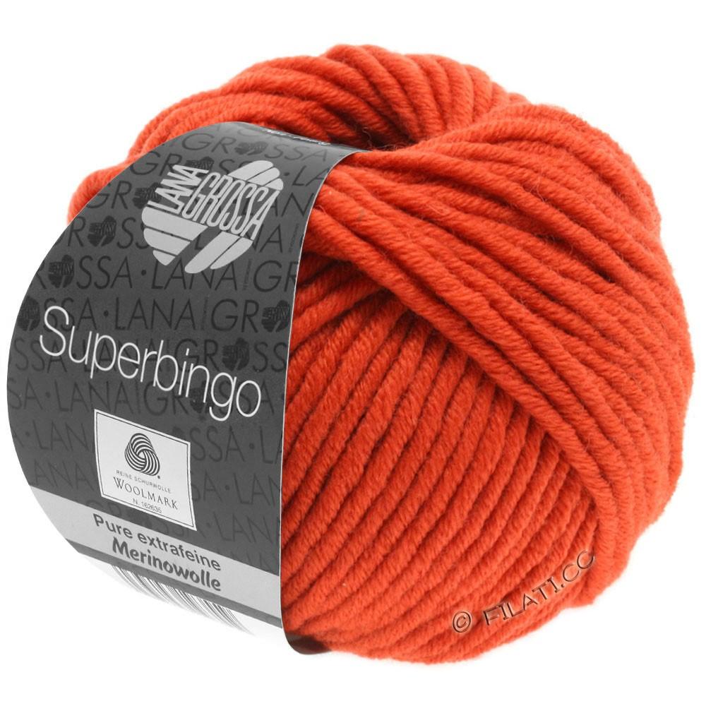 Lana Grossa SUPERBINGO | 066-rouge orange
