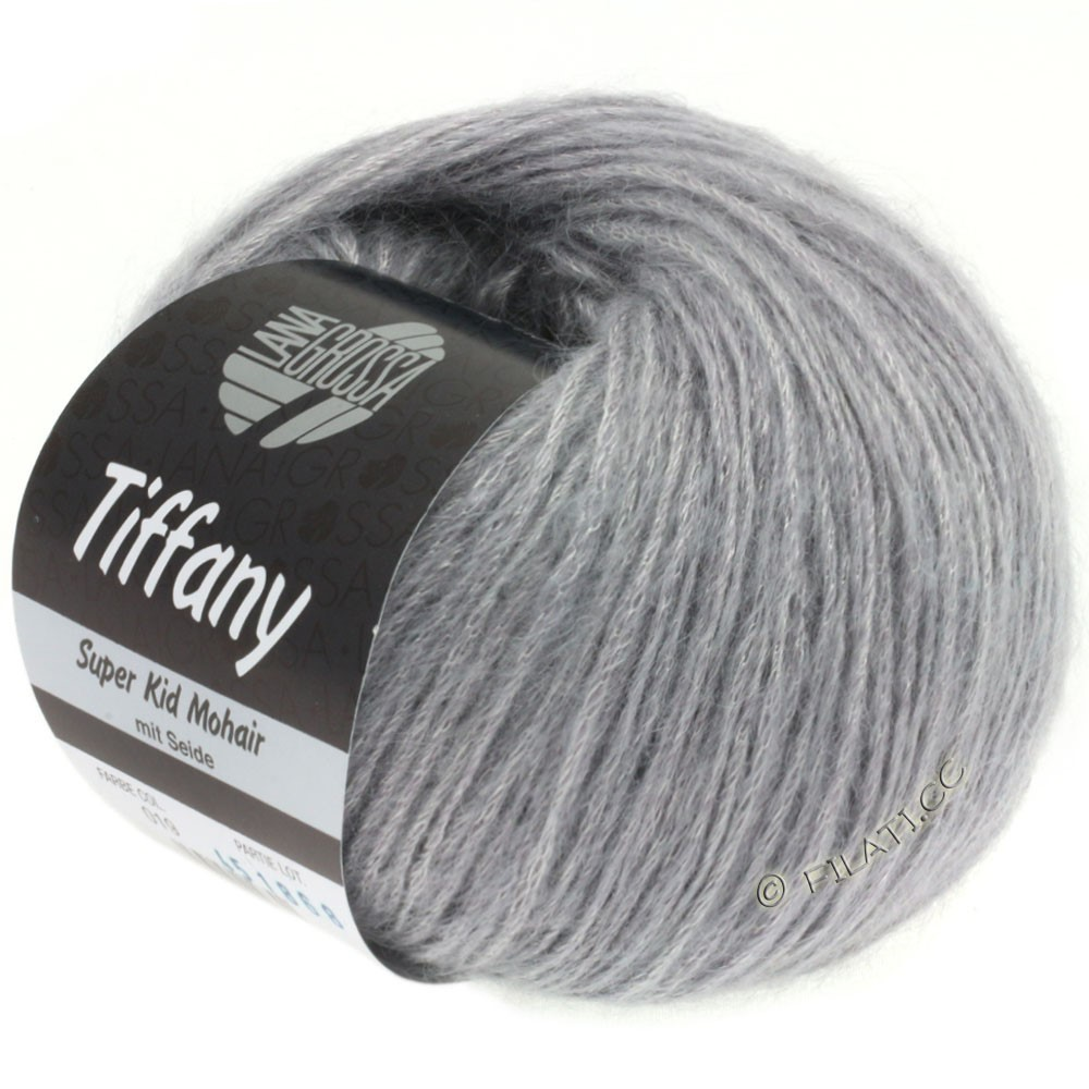 Lana Grossa TIFFANY | 19-gris clair