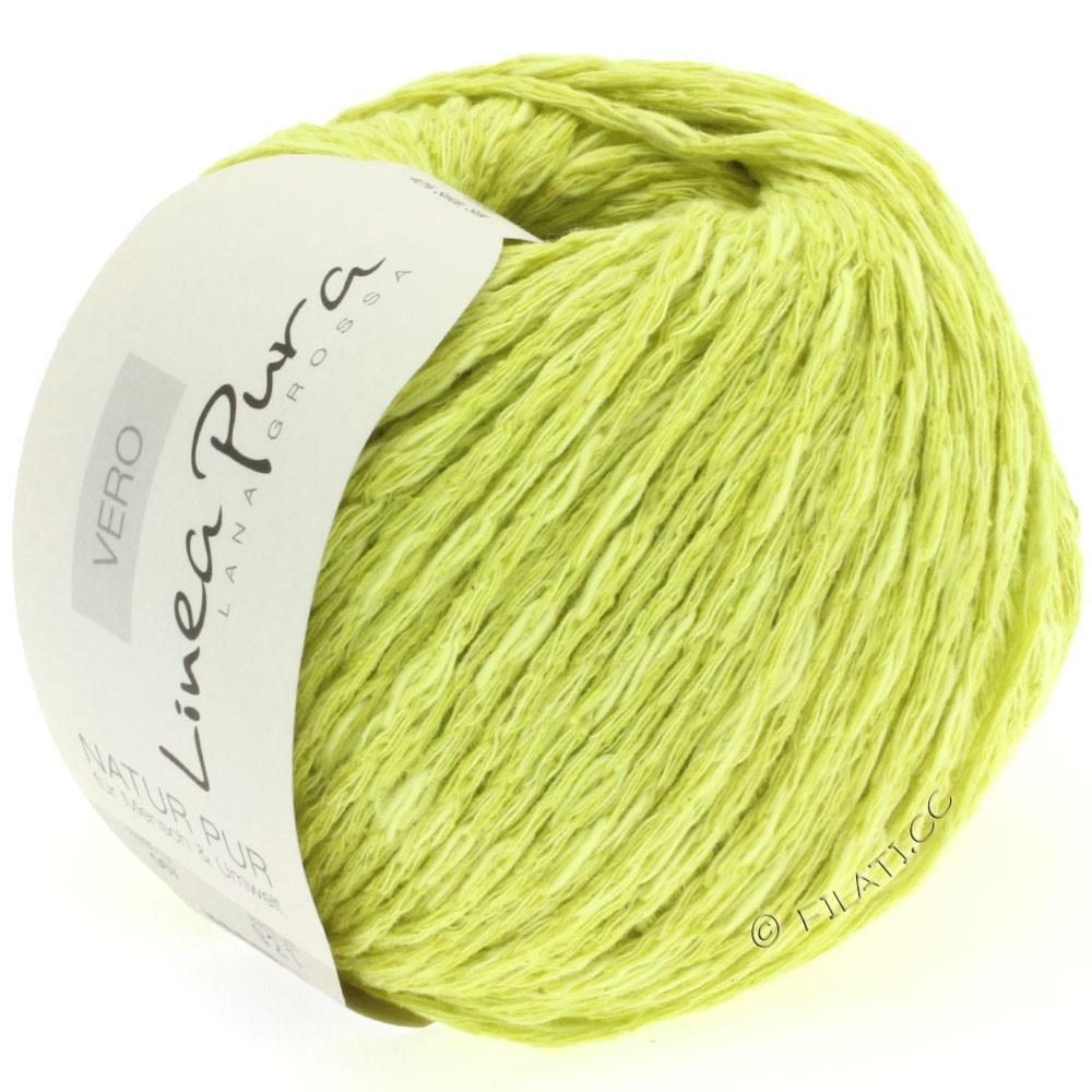 Lana Grossa VERO uni/print (Linea Pura) | 007-citron vert