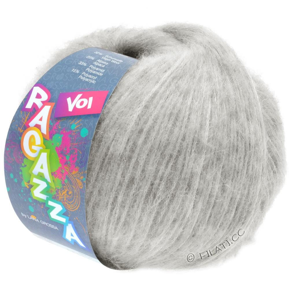 Lana Grossa VOI (Ragazza) | 12-gris argent