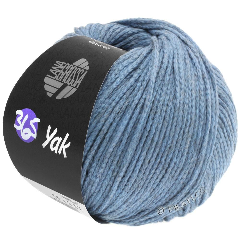 Lana Grossa 365 YAK   10-jean/gris