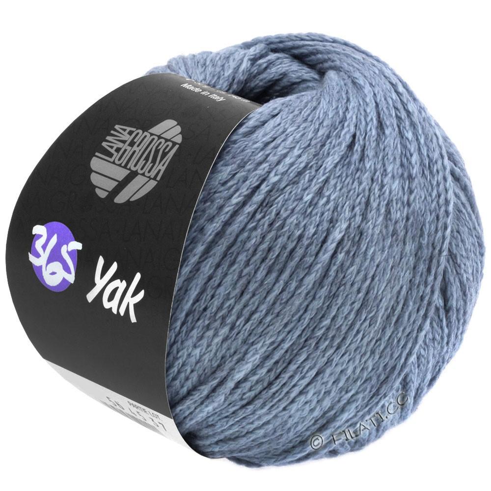 Lana Grossa 365 YAK   22-bleu pigeon/gris