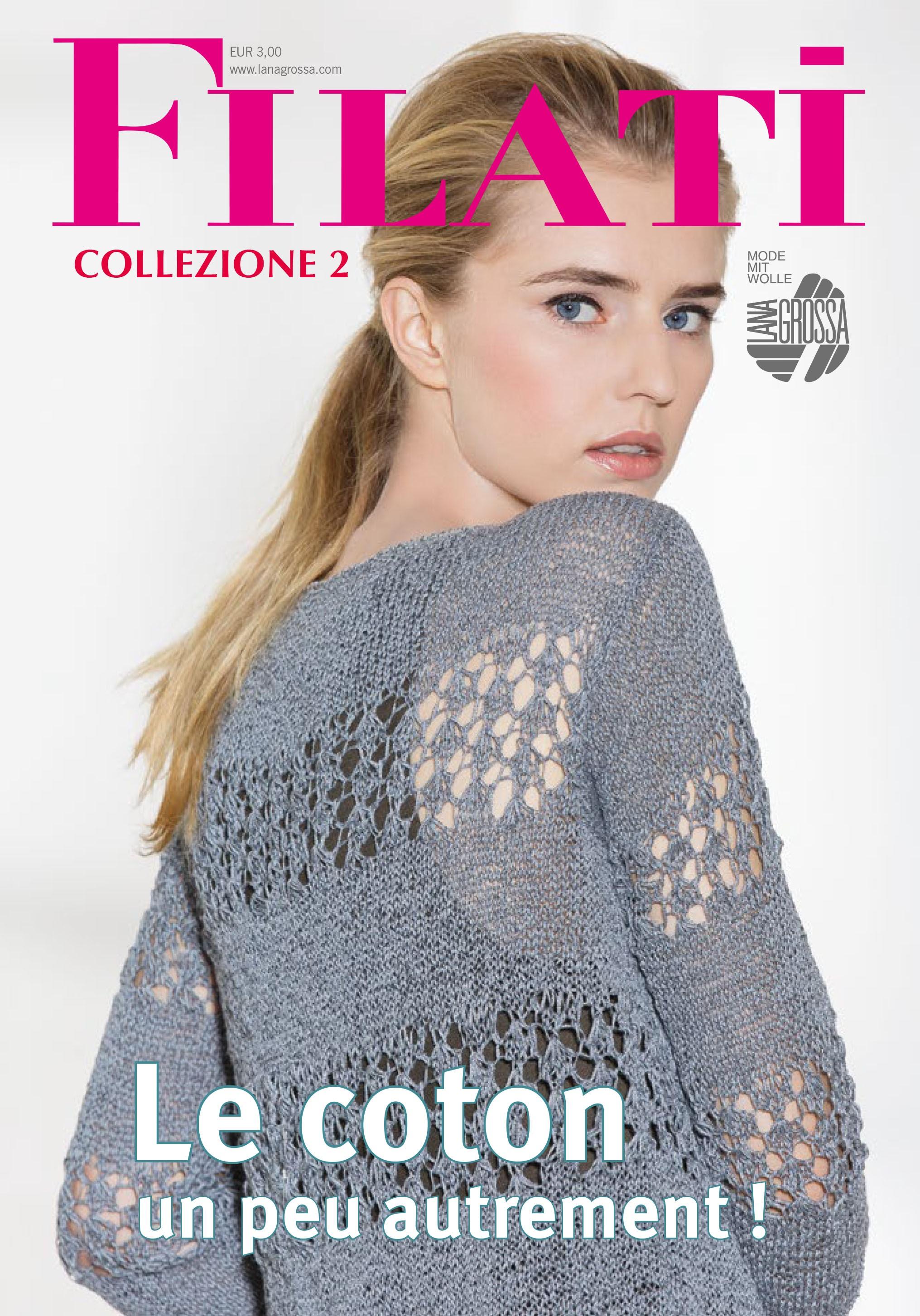 Lana Grossa FILATI COLLEZIONE No. 2 (FR)