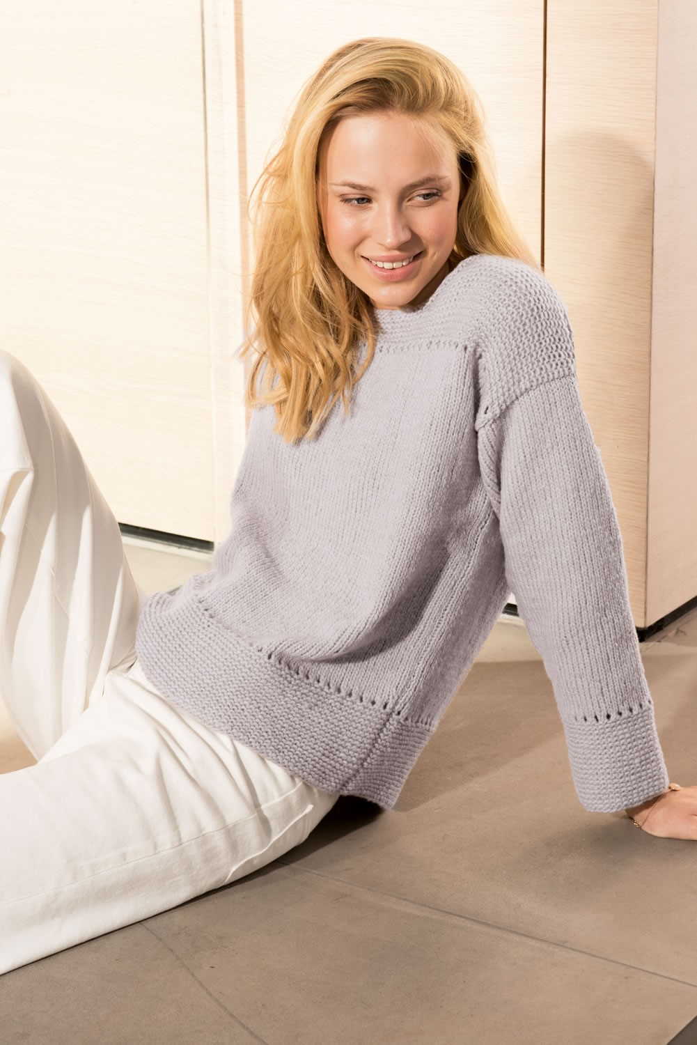 Lana Grossa PULL Cool Wool Big