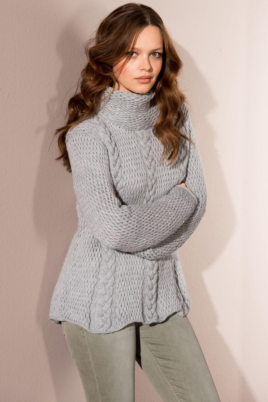 Lana Grossa PULL Cool Wool Alpaca