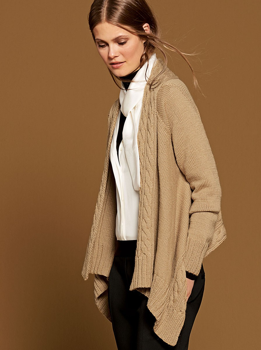 Lana Grossa GILET Cool Wool Big