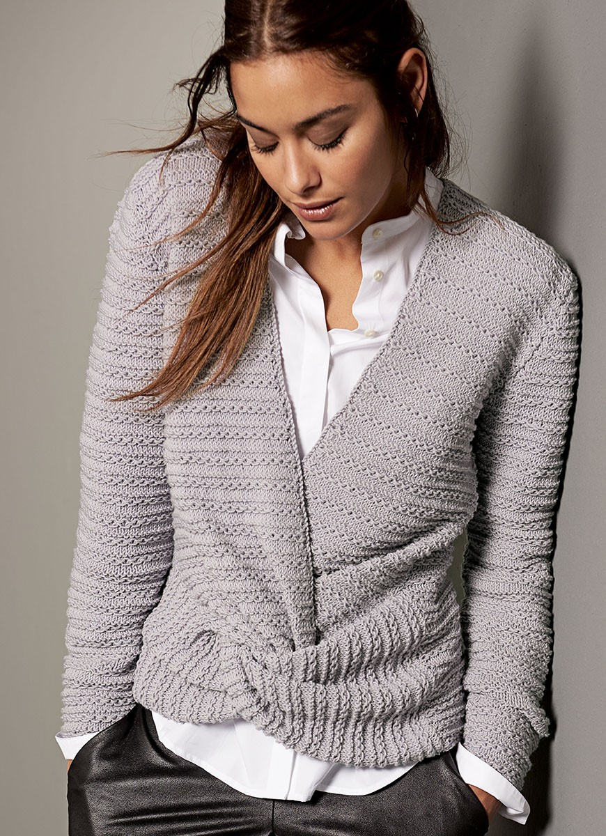 Lana Grossa GILET Cool Wool