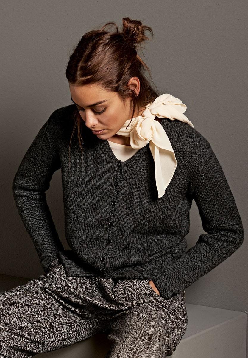 Lana Grossa GILET Cool Wool