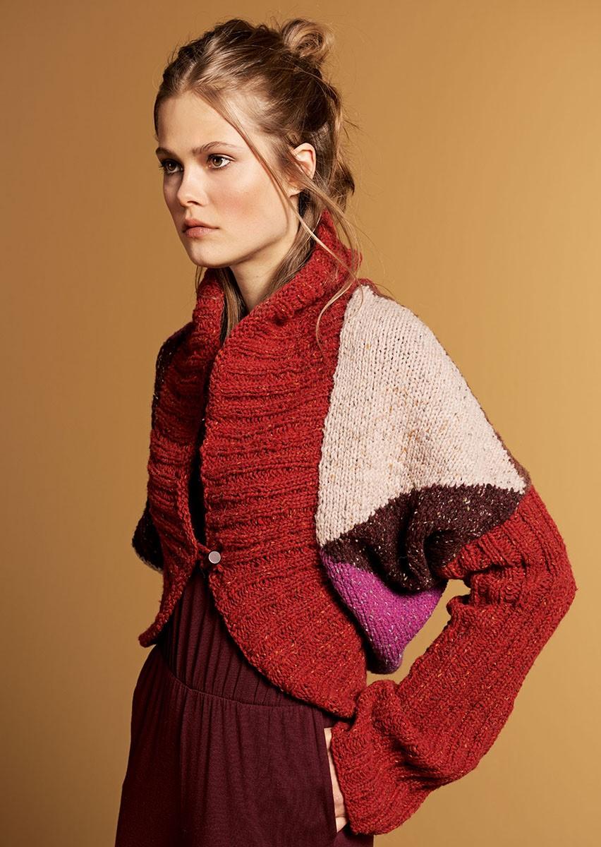 Lana Grossa BOLERO Royal Tweed
