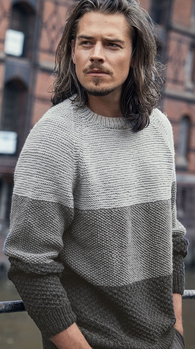 Lana Grossa PULL Cool Wool Big