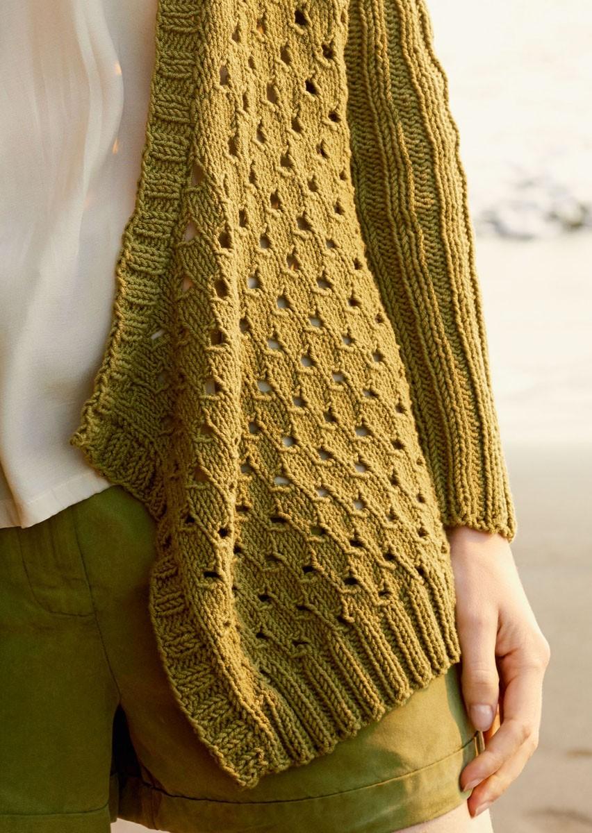 Lana Grossa GILET Cool Cotton
