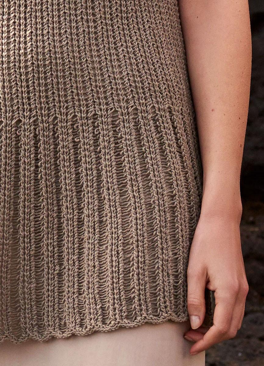 Lana Grossa TOP LONG Summer Lace