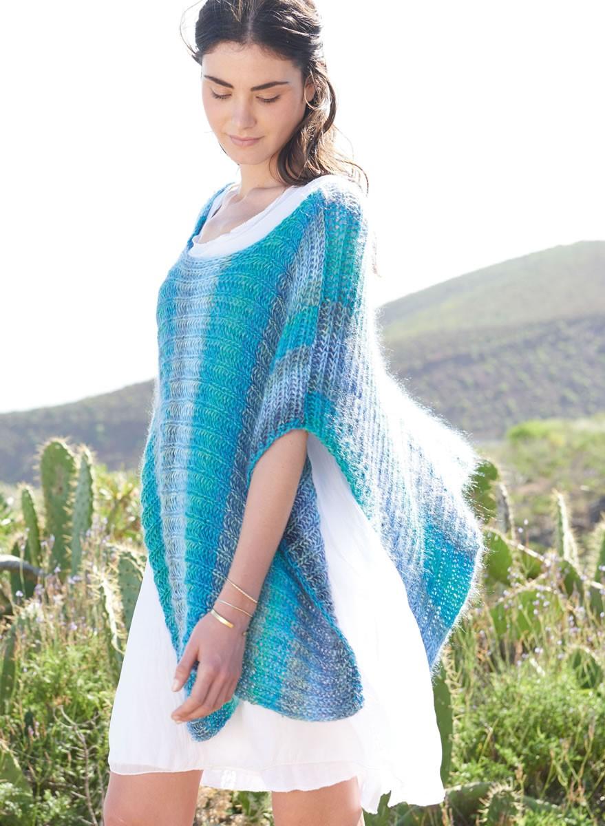 Lana Grossa CAPE Di Moda/Silkhair Print