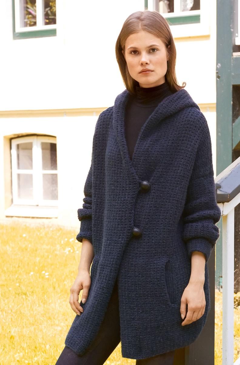 Lana Grossa GILET Alta Moda Cashmere 16
