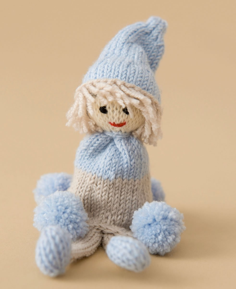 Lana Grossa MARIONNETTE À DOIGT Cool Wool Baby