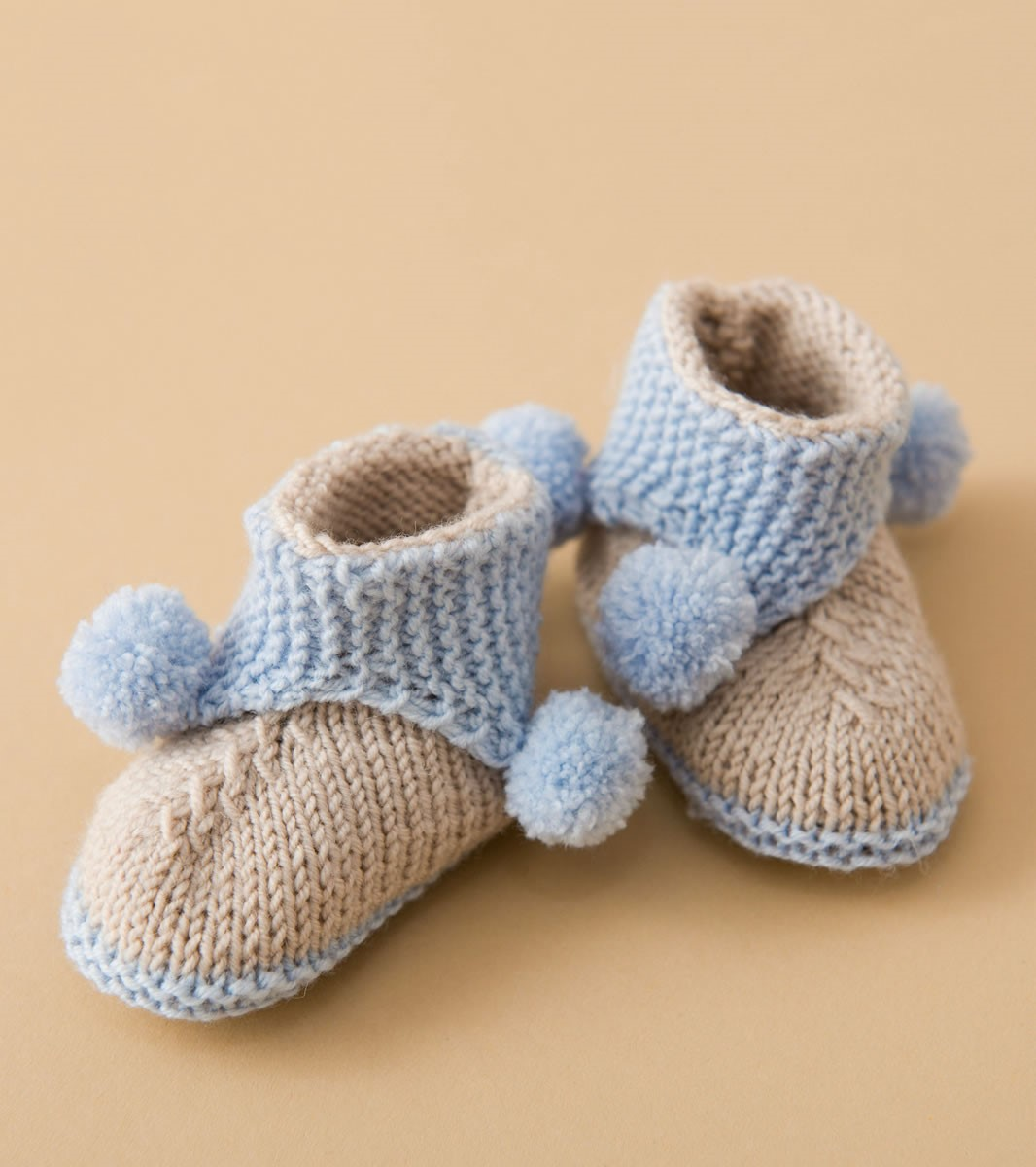 Lana Grossa CHAUSSONS Cool Wool Baby