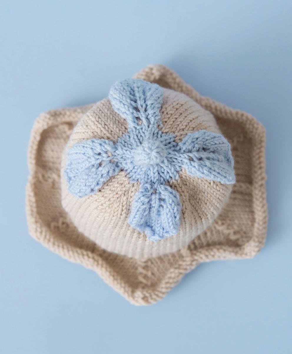 Lana Grossa BONNET Cool Wool Baby