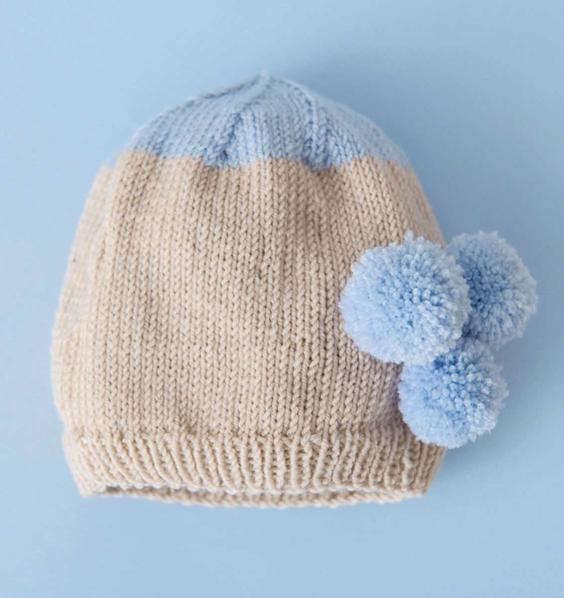 Lana Grossa BONNET Cool Wool Baby