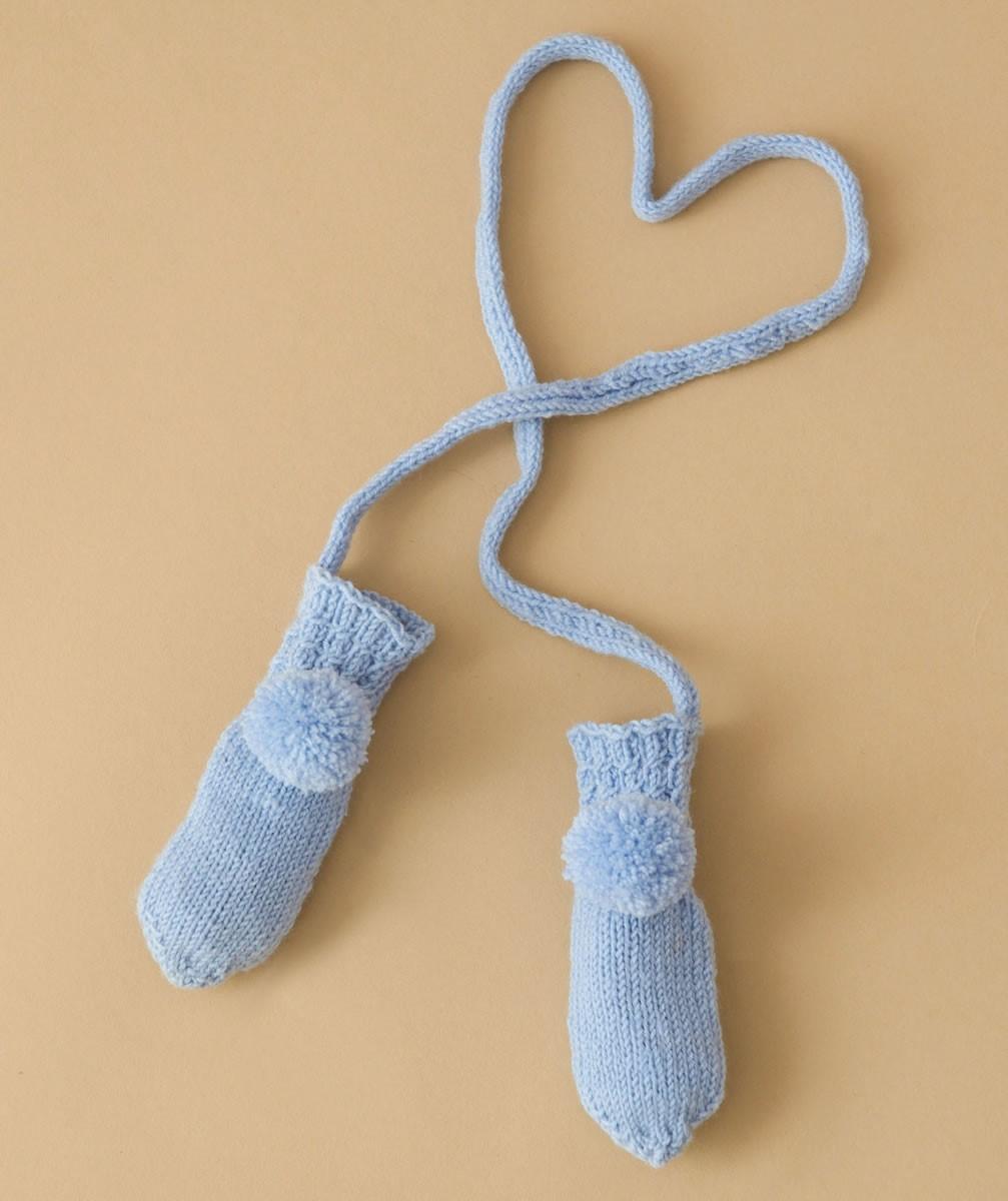 Lana Grossa MOUFLES Cool Wool Baby