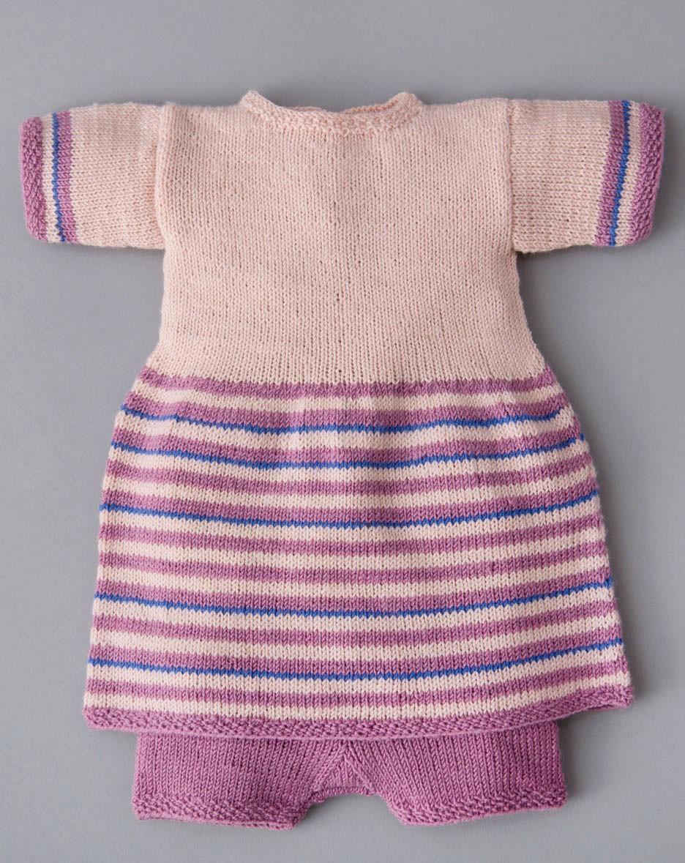 Lana Grossa TUNIQUE ET PANTALON Cool Wool Baby