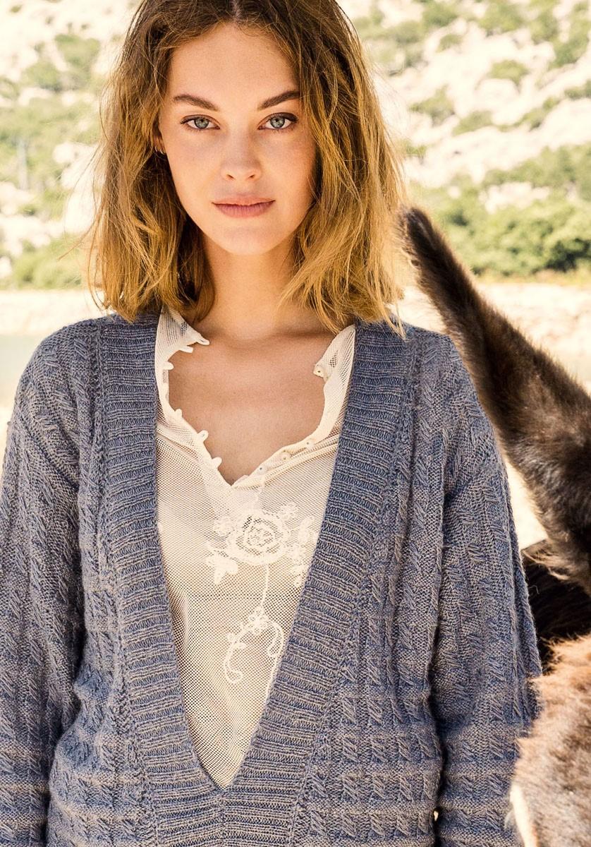 Lana Grossa PULL Alpaca Peru 200/Silkhair