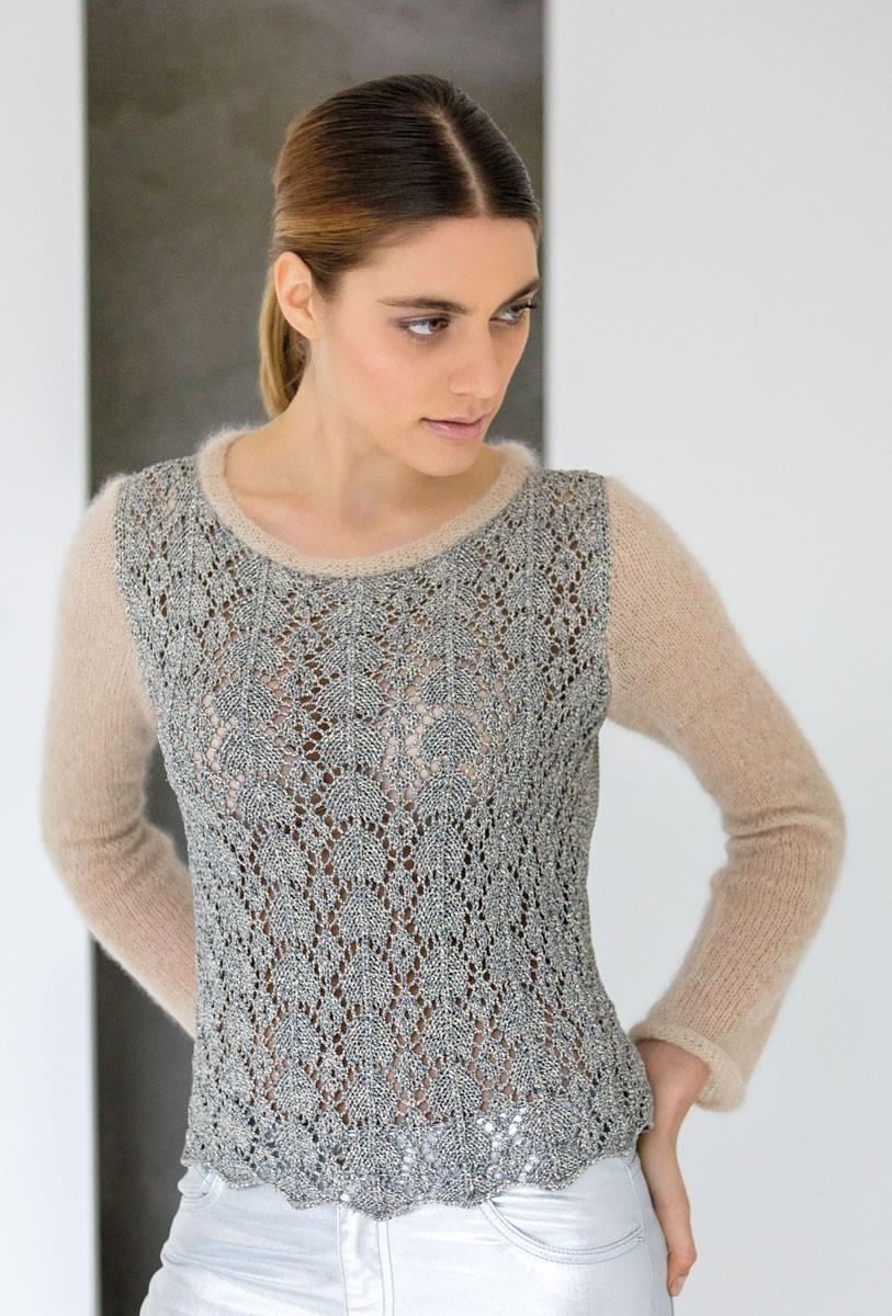 Lana Grossa PULL Nizza/Silkhair
