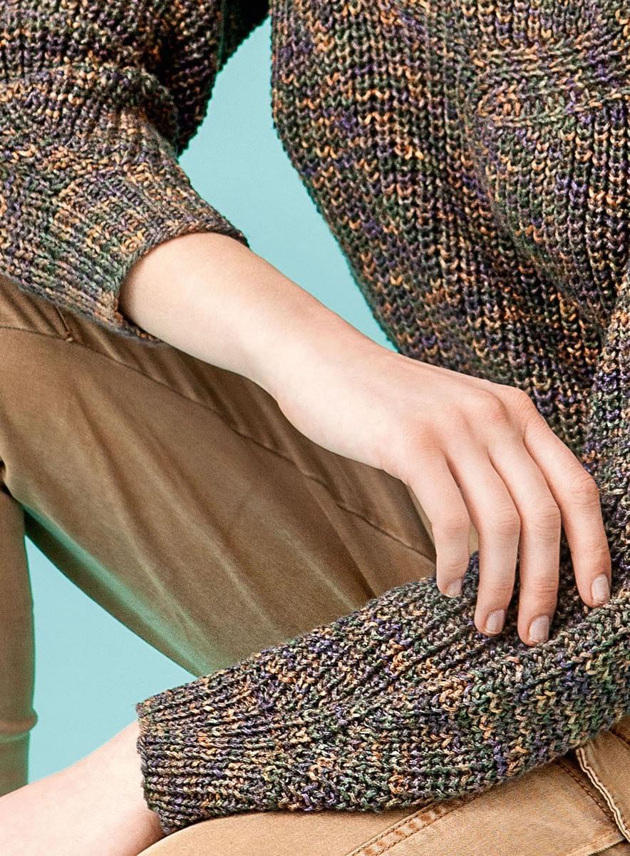 Lana Grossa PULL LONG Linarte Color
