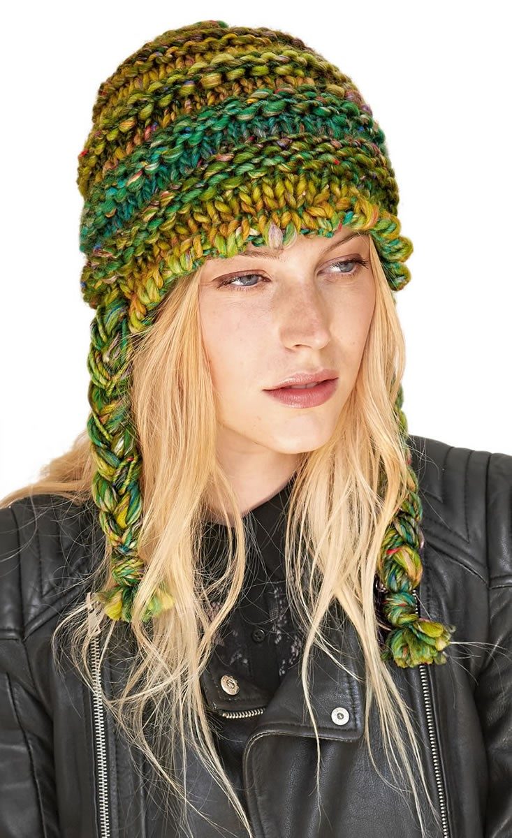 Lana Grossa BONNET Olympia Tweed